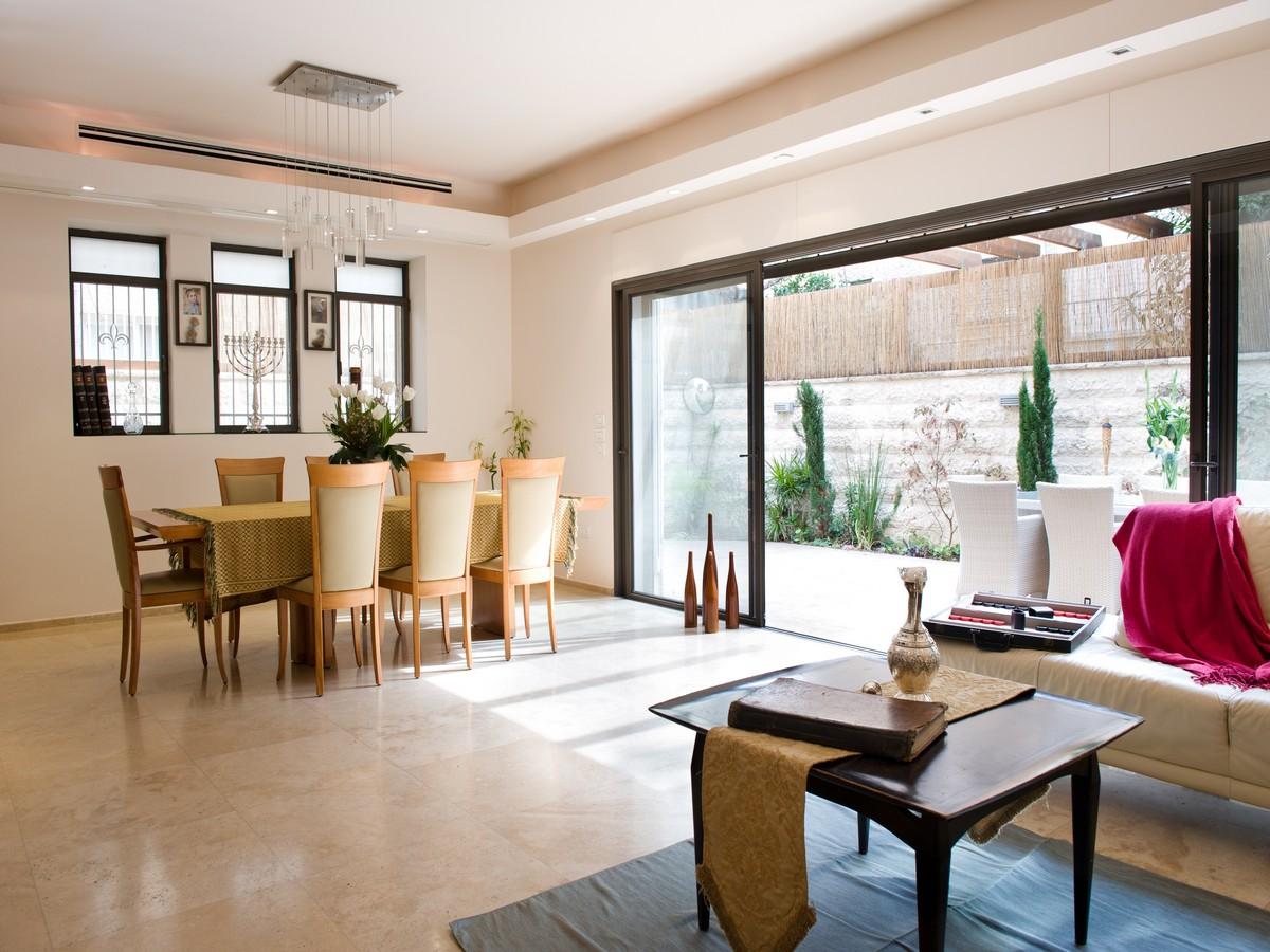 ריקי גרוזמן -אדריכלות ועיצוב פנים. בתים פרטיים