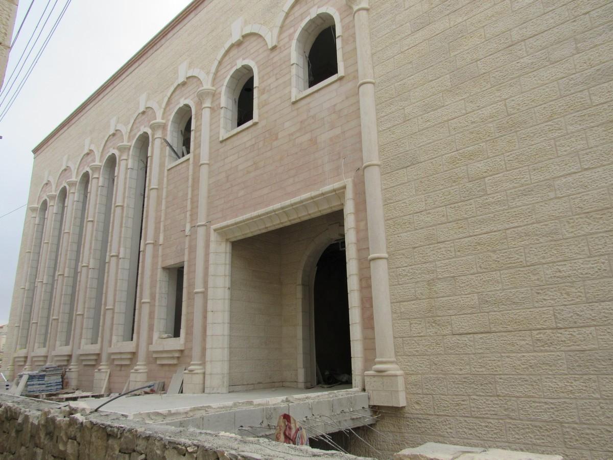 אדריכלות בתי כנסת ריקי גרוזמן