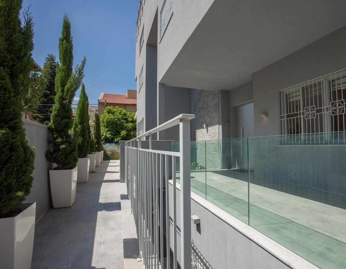 אדריכלות בתים פרטיים ריקי גרוזמן