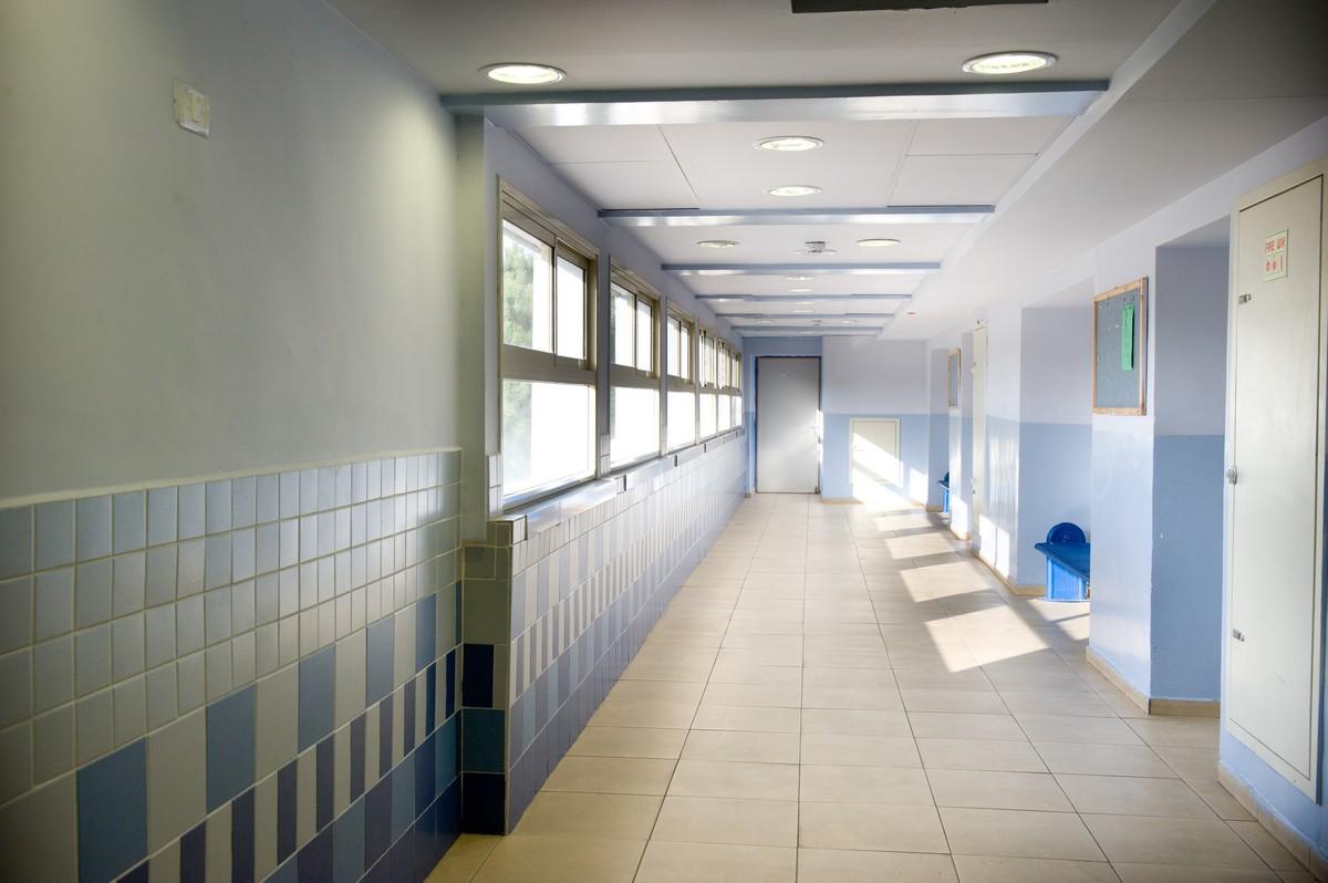 ריקי גרוזמן אדריכלות פנים בתי ספר