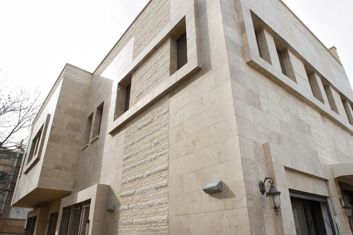 ריקי גרוזמן אדריכלות ועיצוב פנים בתים פרטיים