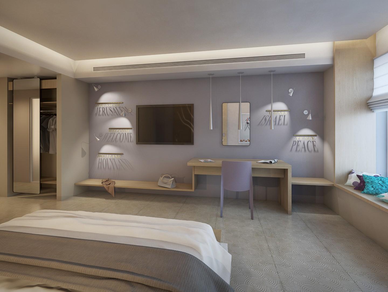 ריקי גרוזמן אדריכלות ועיצוב פנים בתי מלון